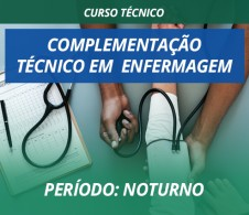 Complementação Técnico em Enfermagem